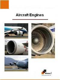 Global Top 4 Military Aviation Turbofan Engine Manufacturers - 2020