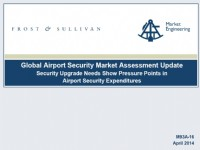 Global Airport Security Market Assessment Update