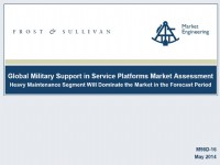 Global Military Support in Service Platforms Market Assessment