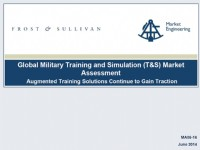 Global Military Training and Simulation (T&S) Market Assessment