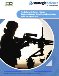 The Thai Defense Industry:  Market Opportunities and Entry Strategies, Analyses and Forecasts to 201...