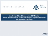 Analysis of the Global Airport IT Market