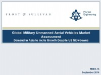 Global Military Unmanned Aerial Vehicles Market Assessment