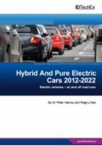 Hybrid And Pure Electric Cars 2012-2022