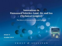 Innovations in Unmanned Vehicles - Land, Air, Sea (Technical Insights)