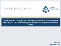 2014 Border Control & Biometrics Market Assessment