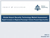 Global Airport Security Technology Market Assessment