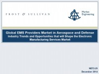 Global EMS Providers Market in Aerospace and Defense