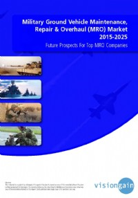 Military Ground Vehicle Maintenance, Repair & Overhaul (MRO) Market 2015-2025