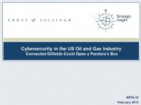 Cybersecurity in the US Oil and Gas Industry