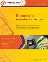 Biometrics - A Global Market Overview