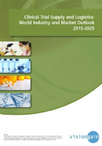 Clinical Trial Supply and Logistics: World Industry and Market Outlook 2015-2025