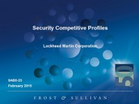 Security Competitive Profiles