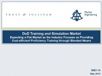 DoD Training and Simulation Market