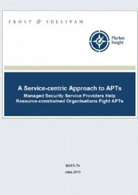 A Service-centric Approach to APTs