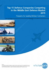 Top 15 Defence Companies Competing in the Middle East Defence Market 2015