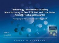Technology Innovations Enabling Manufacturing of Fuel Efficient & Low Noise Aircrafts (Technical Ins...