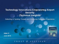 Technology Innovations Empowering Airport Security (Technical Insights)