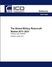 The Global Military Rotorcrafts Market 2011-2021 - Country Analysis - Military Rotorcraft: Market Pr...