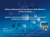 Military Airborne Electronic Warfare (EW) Market in 14 Key Countries