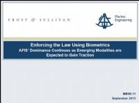 Enforcing the Law Using Biometrics