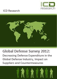 Global Defense Survey 2012: Decreasing Defense Expenditure in the Global Defense Industry, Impact on Suppliers and Countermeasures