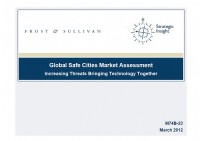 Global Safe Cities Market Assessment