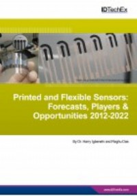 Printed and Flexible Sensors 2012-2022 Forecasts, Players and Opportunities