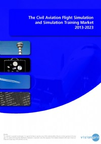 The Civil Aviation Flight Training and Simulation Market 2013-2023
