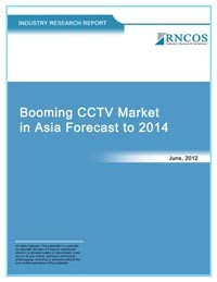 Booming CCTV Market in Asia Forecast to 2014
