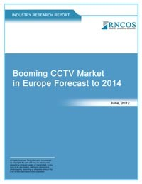 Booming CCTV Market in Europe Forecast to 2014
