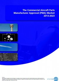 The Commercial Aircraft Parts Manufacturer Approval (PMA) Market 2013-2023
