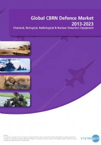 Global CBRN Defence Market 2013-2023: Chemical, Biological, Radiological & Nuclear Detection Equipme...