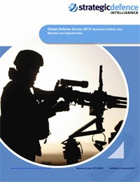 Global Defense Survey 2013 - Business Outlook, Key Markets and Opportunities