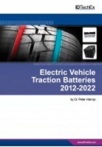 Traction Batteries for Electric Vehicles Land, Water & Air 2013-2023