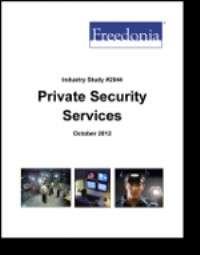 Private Security Services to 2016