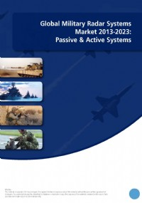 Global Military Radar Systems Market 2013-2023 - Passive & Active Systems