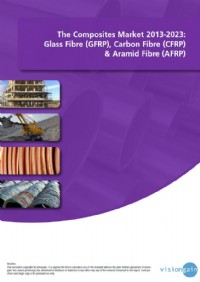 The Composites Market 2013-2023 - Glass Fibre (GFRP), Carbon Fibre (CFRP) & Aramid Fibre (AFRP)