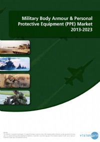 Military Body Armour & Personal Protective Equipment (PPE) Market 2013-2023