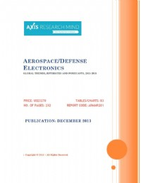Aerospace-Defense Electronics - Global Trends, Estimates and Forecasts, 2011-2018