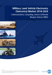 Military Land Vehicle Electronics (Vetronics) Market 2014-2024