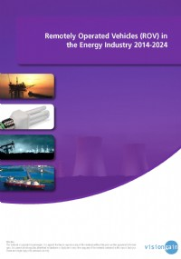 Remotely Operated Vehicles (ROV) in the Energy Industry 2014-2024