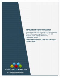 Pipeline Safety Market (Physical Security (PIDS, Optic Fiber & Thermal Sensor, Acoustic Sensor, Leak...