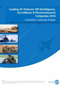 Leading 20 Airborne ISR (Intelligence, Surveillance & Reconnaissance) Companies 2014