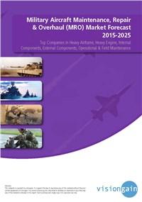 Military Aircraft Maintenance, Repair & Overhaul (MRO) Market Forecast 2015-2025