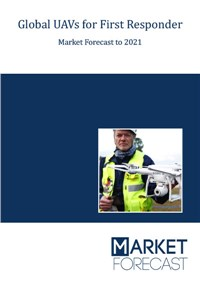 Global UAVs for First Responders Market Forecast to 2021
