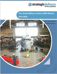 The Global Military Aviation MRO Market 2015-2025