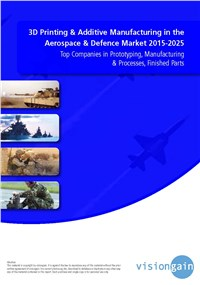 3D Printing & Additive Manufacturing in the Aerospace & Defence Market 2015-2025
