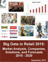 Big Data in Retail 2015: Market Analysis, Companies, Solutions, and Forecasts 2015 - 2020