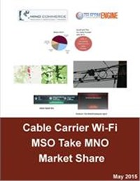 Cable Carrier Wi-Fi: MSO Take MNO Market Share